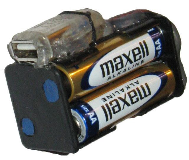 Аккумулятор из батареек своими руками